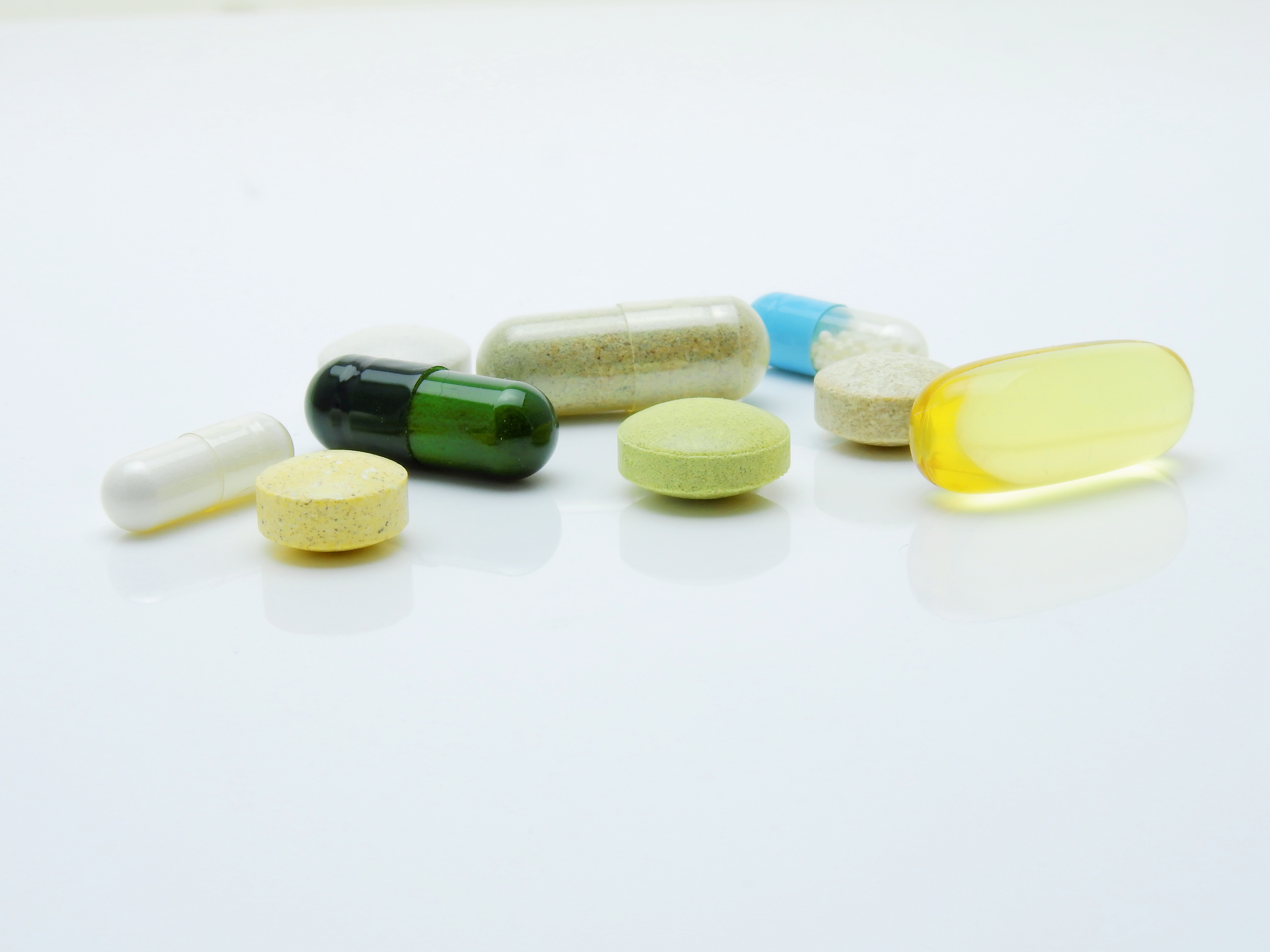 Krok 8: Suplementacja w leczeniu
