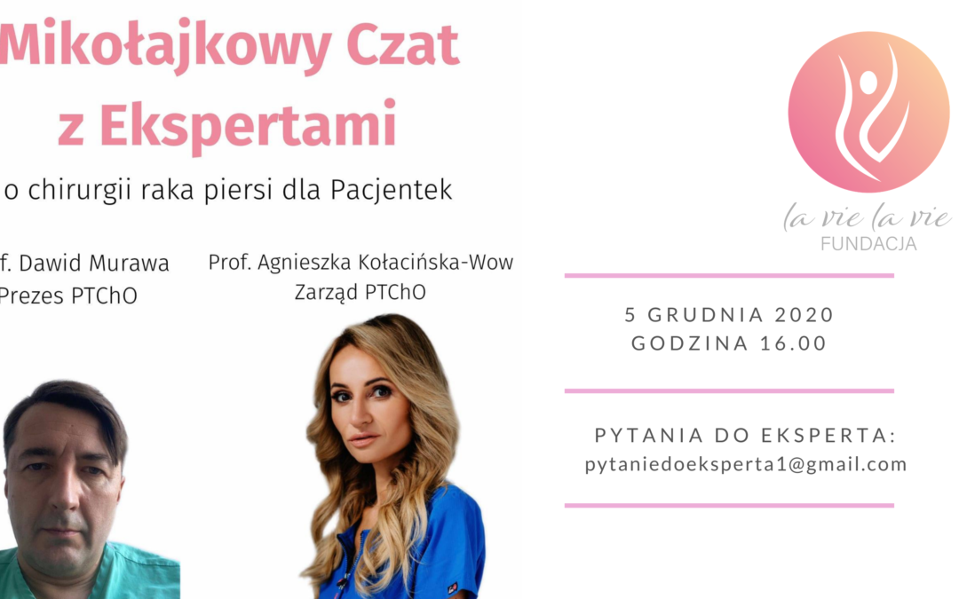 Webinarium nt chirurgii raka piersi z ekspertami